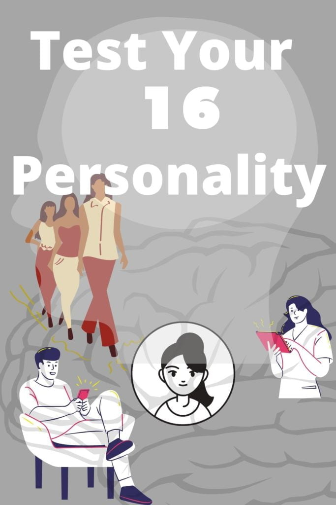 16 PersonaLITY tEST