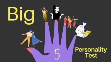 Big 5 Personality test in hindi