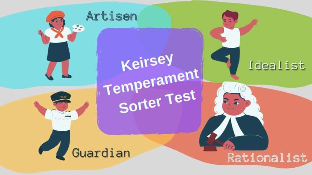 keirsey temperament sorter test